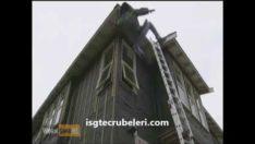 Merdivenden Düşme Kazası