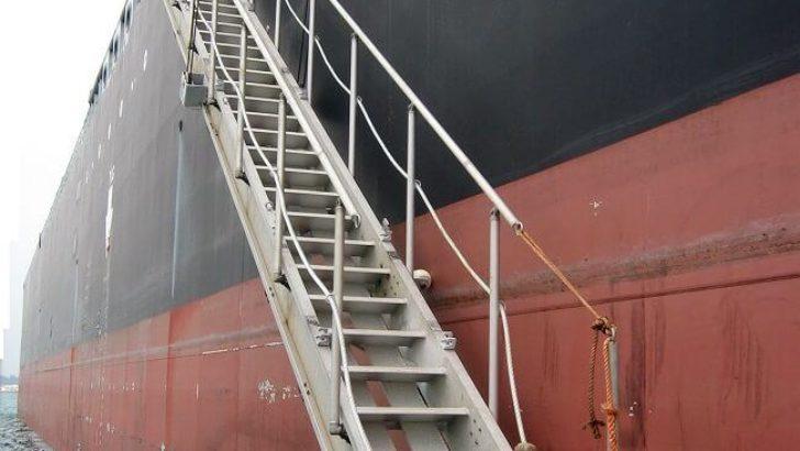 Merdivenlerle ilgili genel uyarılar şunlardır;
