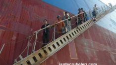 Gangway (gemş merdiveni testi ) Nasıl yapılır.