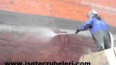 Gemi Yapımı ve Tamir Bakım Onarımında Yıkama İşlerinde Güvenlik Kuralları