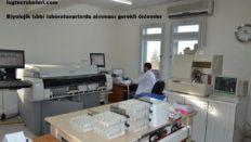 Biyolojik tıbbi laboratuvarlarda alınması gerekli önlemler
