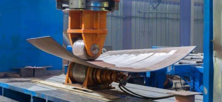 Geminin oval kısımları için saca kavis verme