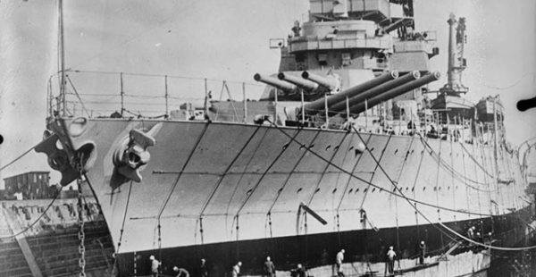 1930 yıllarda Amerikada Gemi Boyamada iş güvenliği