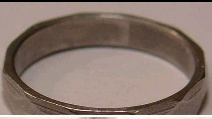 Kanadali mühendislerinin demir halka yüzüğünün hikayesi