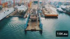 Elektrikli Feribot projesinin başarıyla ve güvenli bir şekilde denize indirildiğini bildirmekten mutluluk duyuyoruz.