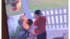 Yangın söndürmeyi öğren.