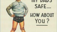 Benim babam güvende..Ya seninki ?
